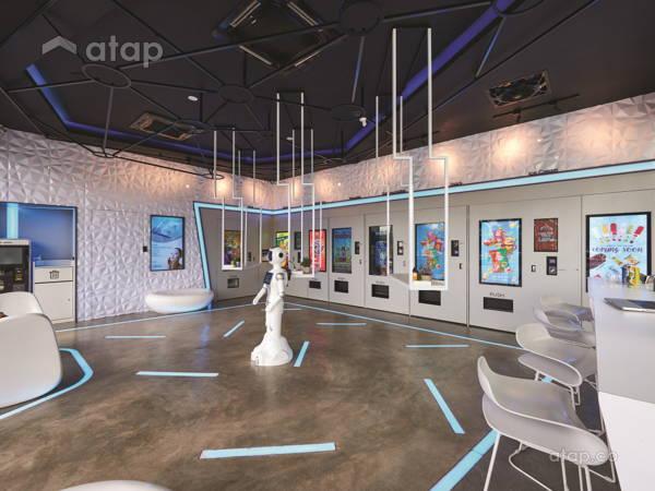 Malaysia Beige Retail architectural & interior design ideas ...