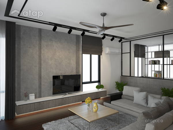 Malaysia Industrial Family Room Architectural U0026 Interior ...