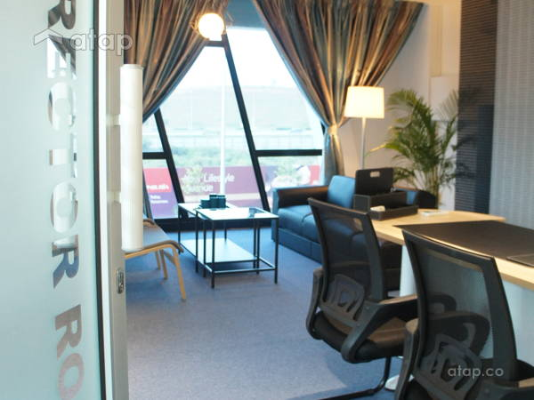 Contemporary Office@Office Design @ Setia Alam