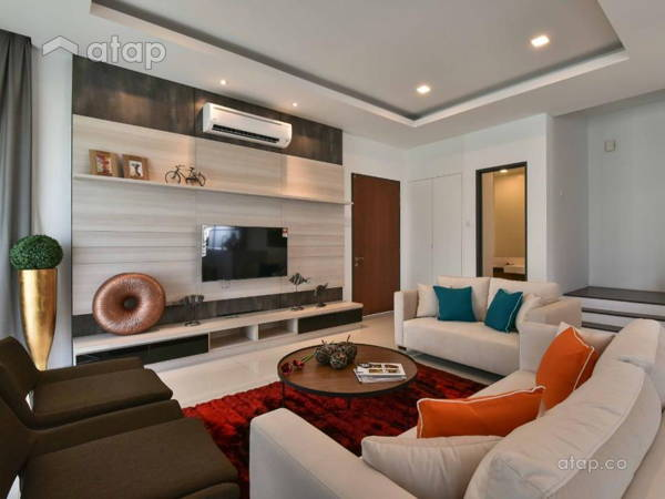 Contemporary Modern Living Room@MKH Kajang East