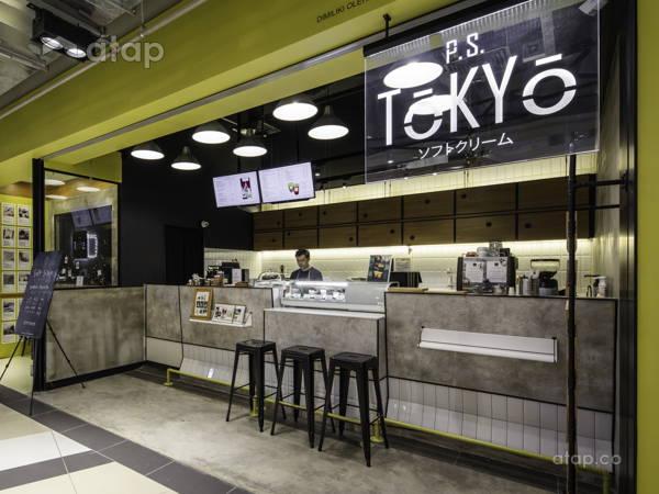 Contemporary Modern F&B Retail@PIN ON YELLOW - P.S TOKYO, EKO CHERAS