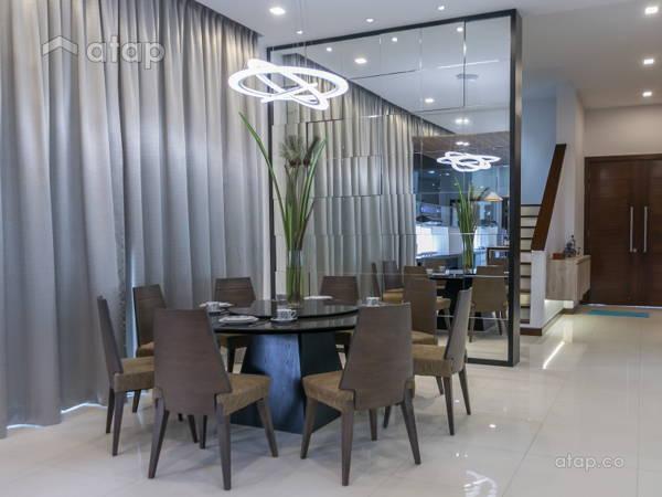 181 Malaysia Blue Dining Room Architect U0026 Interior Designer Ideas In  Malaysia