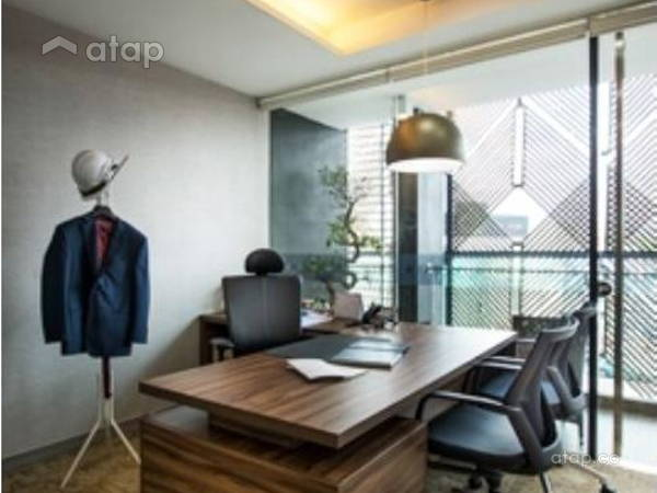 Contemporary Modern Office@Astaka Padu Sales