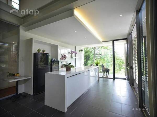 Contemporary Modern Kitchen@Bayu Pandan Residence