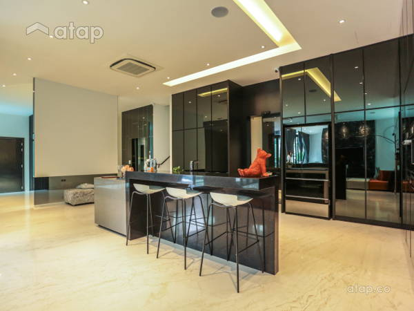 Modern Kitchen@Building peace through Architecture &  Interior Design