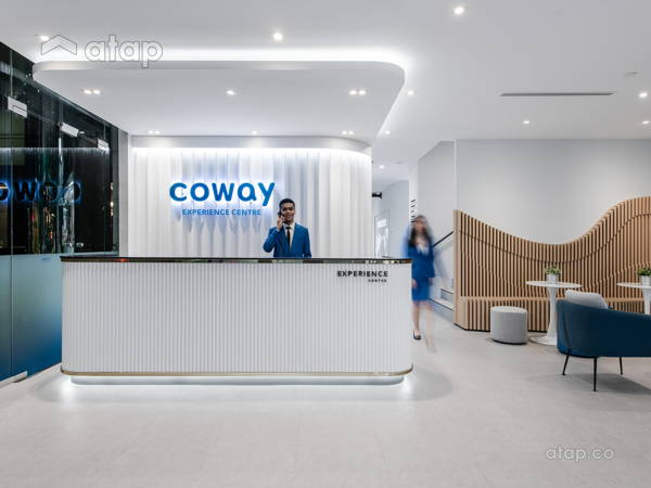 Minimalistic Modern@Coway Experience Centre