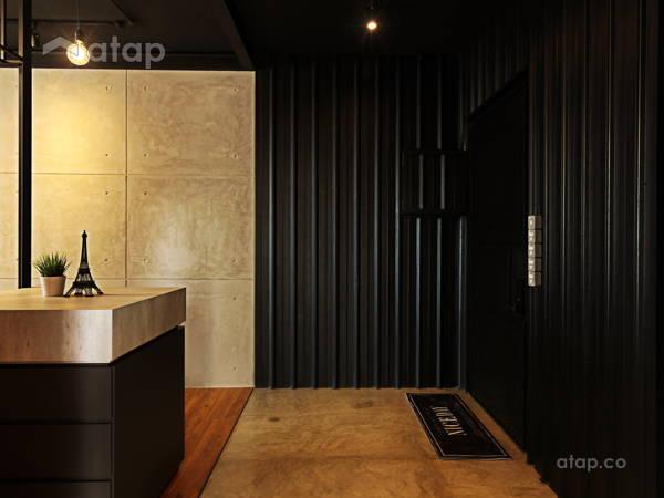 Malaysia Foyer architectural & interior design ideas in Simpang