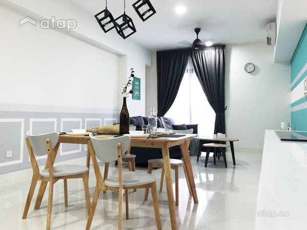 Scandinavian Dining Room@Radia, Bukit Jelutong