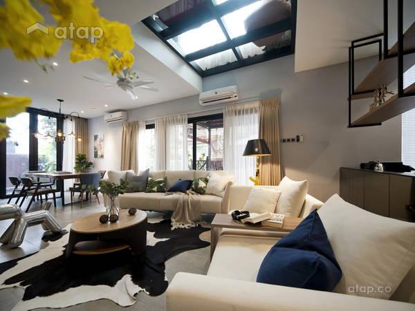 Asian Modern Living Room@Eco Park 15