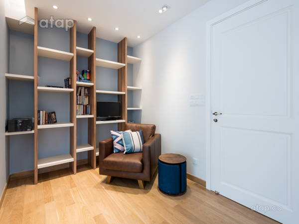 Malaysia Scandinavian Study Room architectural & interior design ...