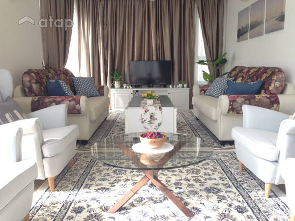 Malaysia Vintage Living Room architectural & interior design ...