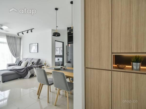 Malaysia Scandinavian Apartment Architect Interior Designer Projects In Malaysia Atap Co