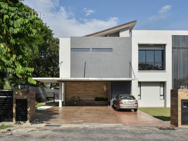Contemporary Modern Exterior@Design & Built
