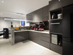 Contemporary Modern Kitchen@Terrace House - PJ SS2