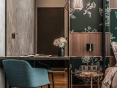 Asian Contemporary Bedroom@Opulent 30