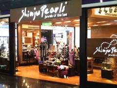 Asian Vintage Exterior Retail@Shinju Pearls - KLIA 2 Gateway