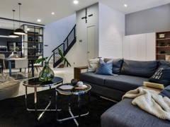 Contemporary Minimalistic Foyer Living Room@Acacia 7