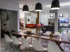 Contemporary Modern Dining Room@M Residence, Bukit Jelutong
