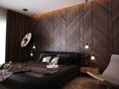 Contemporary Bedroom@Plenitude @ Taman Putra Prima