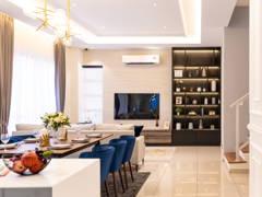 Classic Modern Dining Room Living Room@Arundina