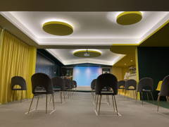 Modern Office@AST Planet multifunction hall