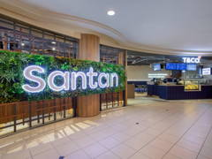 Asian Industrial F&B Retail@Santan T&Co at Midvalley Mall, KL