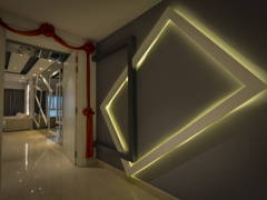 Contemporary Modern Foyer@< Visual Vehemence > @ Seni Mont' Kiara