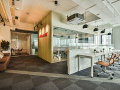 Contemporary Modern Office@FIRMUS Office