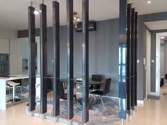 Modern Dining Room@Seni @ Mont Kiara