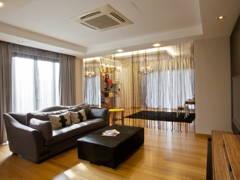 Modern Scandinavian Bedroom Living Room@Mont Kiara Semi-D