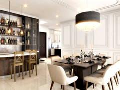 Classic Modern Dining Room@Hacienda @ Setia Eco Park