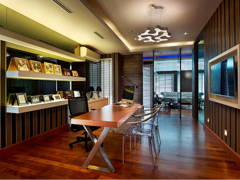 Contemporary Modern Office@ Residence @ Subang Saujana Resort