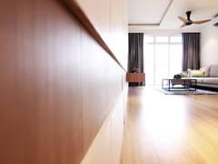 Contemporary Zen@Dwiputra Residence