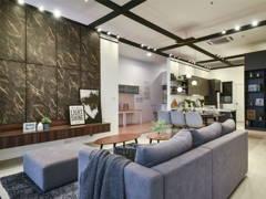 Contemporary Modern Dining Room@Carnus Show Unit, Setia Eco Hill