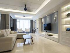 Classic Modern Family Room Living Room@Kiara 9, Mont Kiara