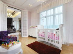 Contemporary Classic Kids Bedroom@Greenhill