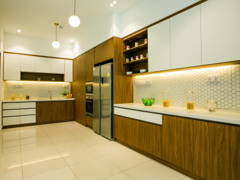 Modern Kitchen@Ludwigia, Setia Eco Glades