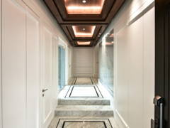 Modern Foyer@Urban Luxury Mansion Bungalow Residence