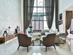 Modern Living Room@Tropicana Grande