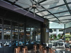 Contemporary Industrial F&B Retail@Zing Restaurant & Bar