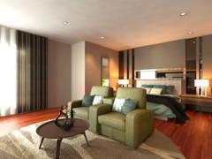 Contemporary Modern Bedroom@Subang USJ 1
