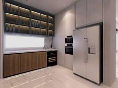 Modern Kitchen@Aspen @ Cyberjaya