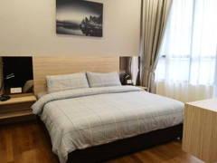 Minimalistic Bedroom@KL Gateway