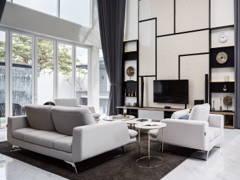 Contemporary Living Room@HAUS 57 | Modern Insight