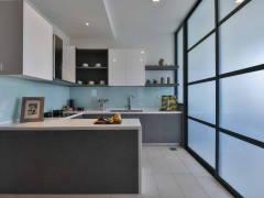Contemporary Modern Kitchen@MKH Kajang East
