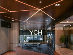 Classic Contemporary Office@YCH GROUP