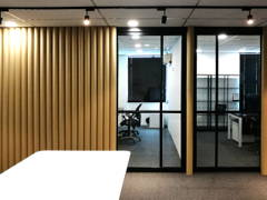 Contemporary Industrial Office@Bumi X office