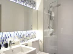 Minimalistic Modern Bathroom@HighPark Studio A1