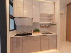 Modern Kitchen@Shamelin Star