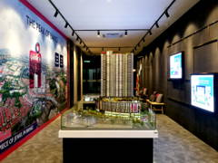 Contemporary Modern Office@SUNWAY SALES GALLERY